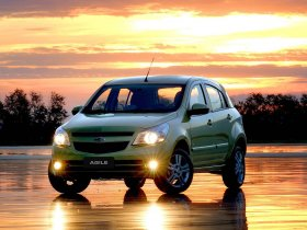 Ver foto 4 de Chevrolet Agile 2010