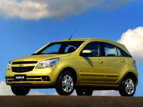 Fotos de Chevrolet Agile