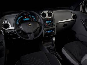 Ver foto 12 de Chevrolet Agile 2010