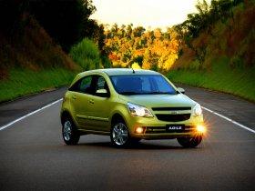 Ver foto 10 de Chevrolet Agile 2010