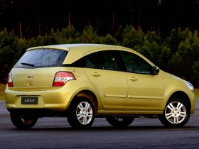 Ver foto 9 de Chevrolet Agile 2010