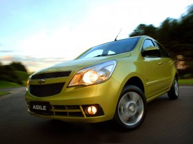 Ver foto 8 de Chevrolet Agile 2010