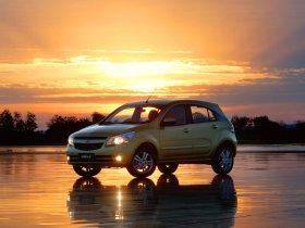 Ver foto 5 de Chevrolet Agile 2010