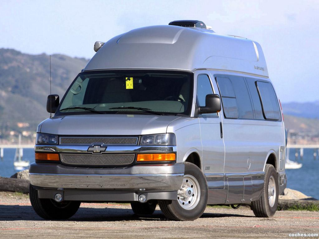 Foto 0 de Chevrolet Airstream Avenue