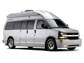 Ver foto 7 de Chevrolet Airstream Avenue