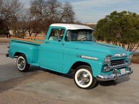 Fotos de Chevrolet Apache 3100 Pickup 1959
