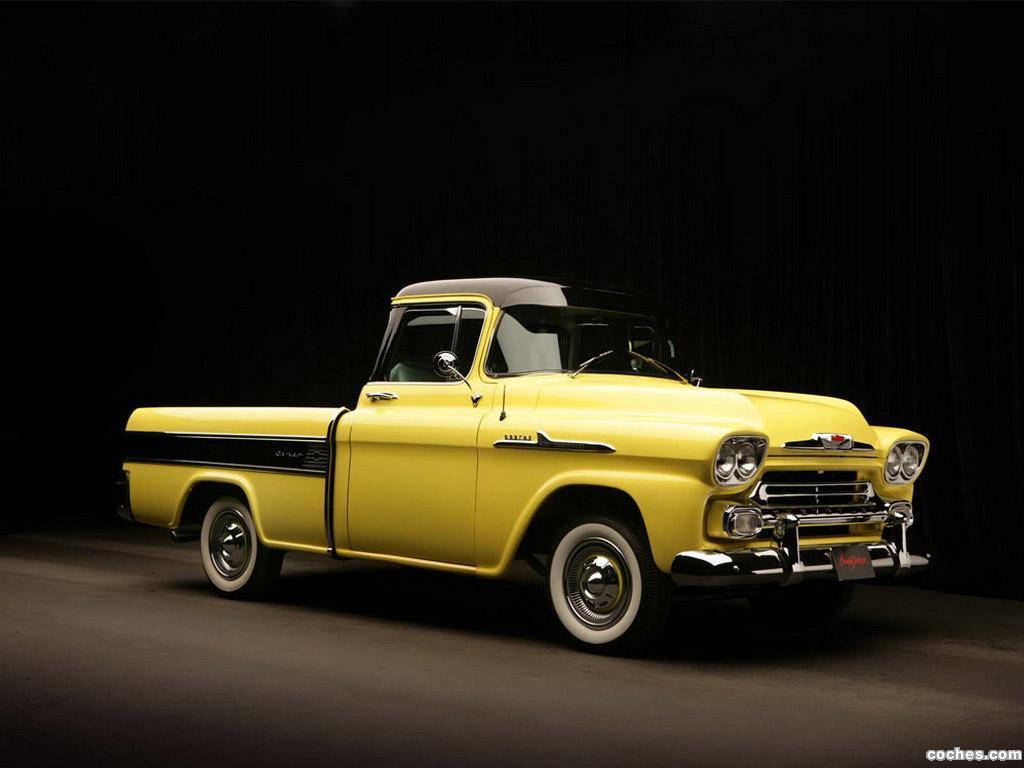 Foto 1 de Chevrolet Apache Cameo 1958