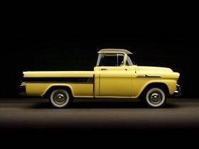 Ver foto 3 de Chevrolet Apache Cameo 1958