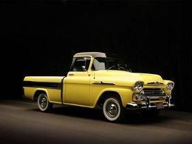 Ver foto 2 de Chevrolet Apache Cameo 1958