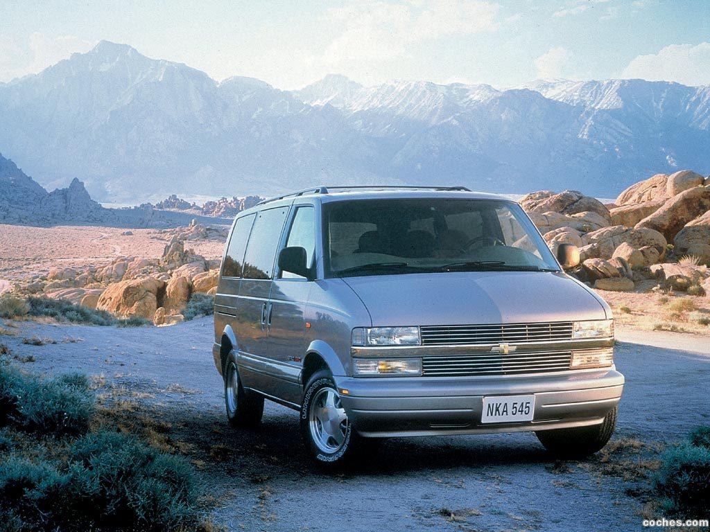 Foto 9 de Chevrolet Astro 1999
