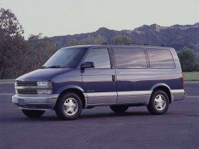 Ver foto 13 de Chevrolet Astro 1999