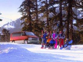 Ver foto 4 de Chevrolet Astro 1999