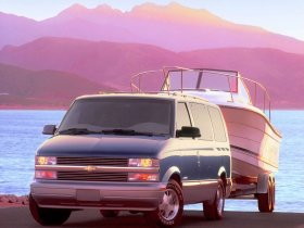 Ver foto 1 de Chevrolet Astro 1999