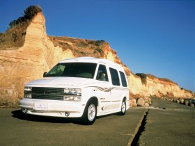 Ver foto 12 de Chevrolet Astro 1999