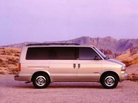 Ver foto 11 de Chevrolet Astro 1999