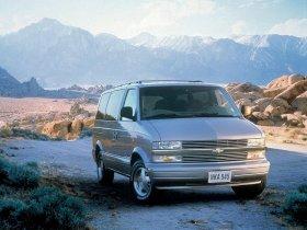 Ver foto 10 de Chevrolet Astro 1999