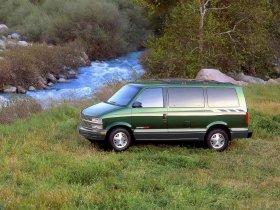 Ver foto 7 de Chevrolet Astro 1999