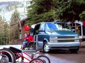 Ver foto 6 de Chevrolet Astro 1999