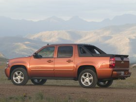 Ver foto 4 de Chevrolet Avalanche 2007