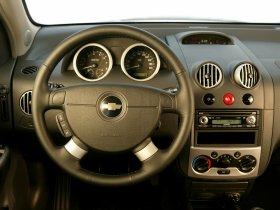 Ver foto 11 de Chevrolet Aveo 5 puertas 2007