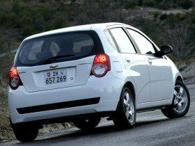 Ver foto 6 de Chevrolet Aveo 5 puertas 2007