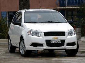 Ver foto 5 de Chevrolet Aveo 5 puertas 2007