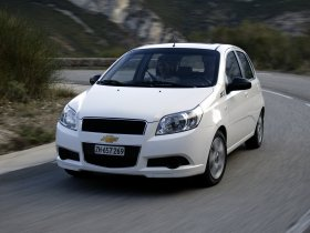 Fotos de Chevrolet Aveo 5 puertas 2007