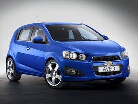Ver foto 1 de Chevrolet Aveo 5 puertas 2011