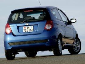 Ver foto 6 de Chevrolet Aveo 3 puertas 2007