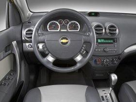 Ver foto 13 de Chevrolet Aveo 5 puertas 2007