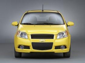 Ver foto 3 de Chevrolet Aveo 5 puertas 2007