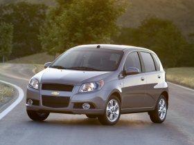 Ver foto 12 de Chevrolet Aveo 5 puertas 2007