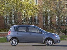 Ver foto 10 de Chevrolet Aveo 5 puertas 2007