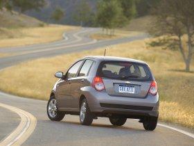 Ver foto 8 de Chevrolet Aveo 5 puertas 2007