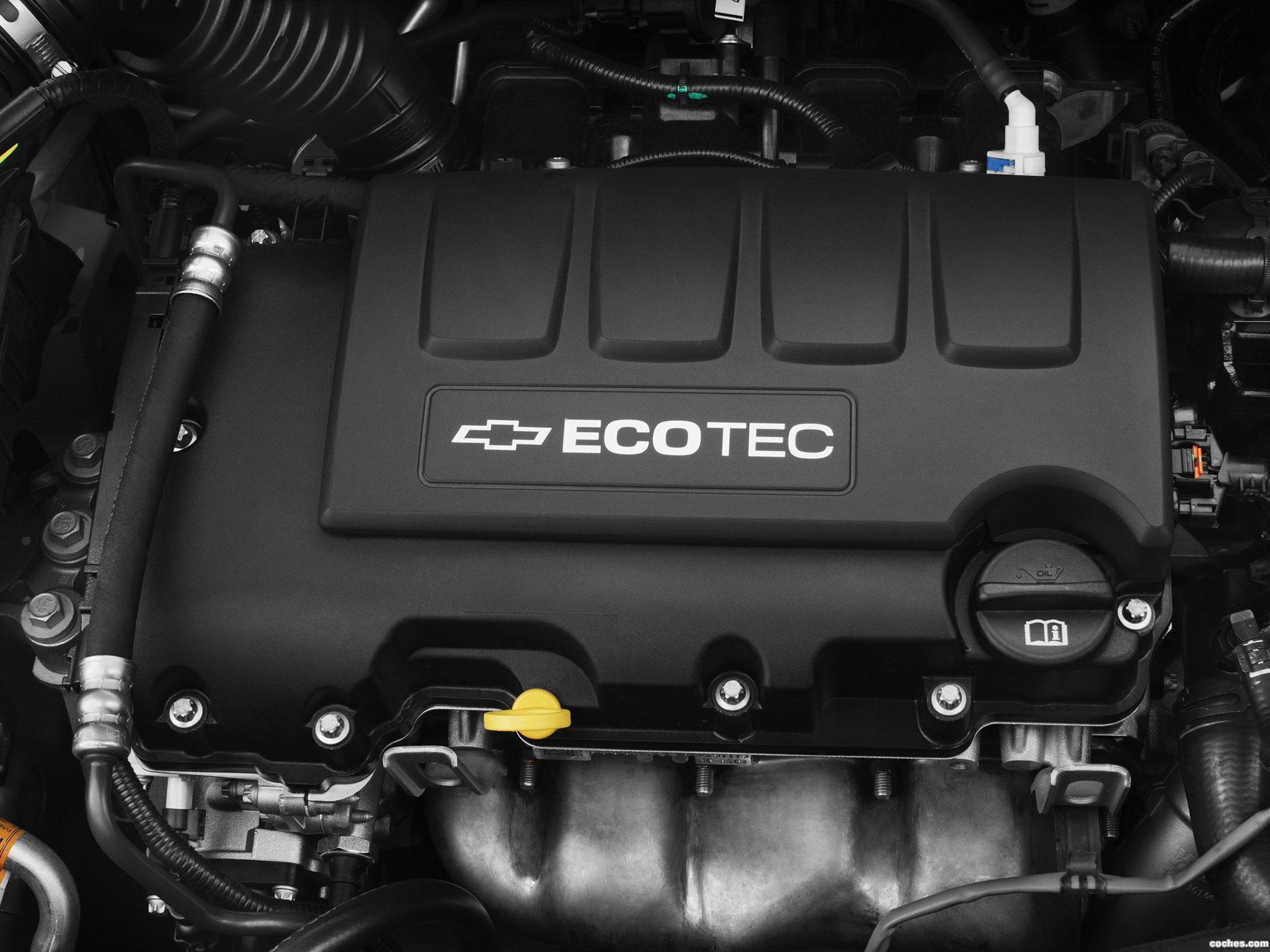 Foto 25 de Chevrolet Aveo 5 puertas 2011