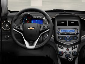 Ver foto 30 de Chevrolet Aveo 5 puertas 2011