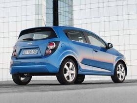 Ver foto 20 de Chevrolet Aveo 5 puertas 2011