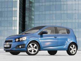 Ver foto 18 de Chevrolet Aveo 5 puertas 2011