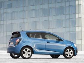 Ver foto 17 de Chevrolet Aveo 5 puertas 2011