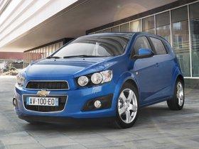 Ver foto 16 de Chevrolet Aveo 5 puertas 2011