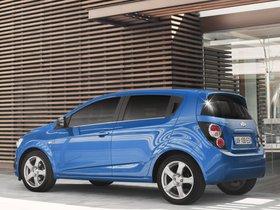 Ver foto 15 de Chevrolet Aveo 5 puertas 2011