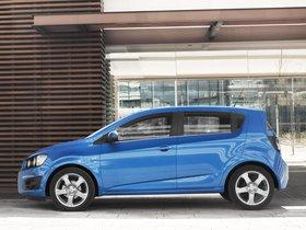 Ver foto 14 de Chevrolet Aveo 5 puertas 2011