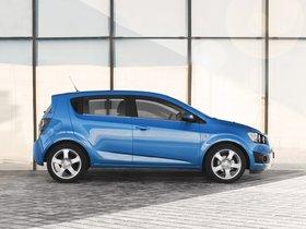 Ver foto 12 de Chevrolet Aveo 5 puertas 2011
