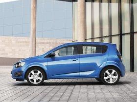Ver foto 11 de Chevrolet Aveo 5 puertas 2011