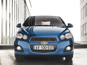 Ver foto 10 de Chevrolet Aveo 5 puertas 2011