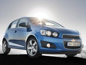 Ver foto 9 de Chevrolet Aveo 5 puertas 2011