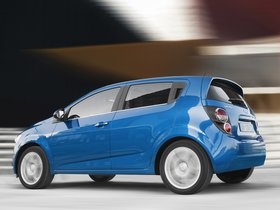 Ver foto 3 de Chevrolet Aveo 5 puertas 2011