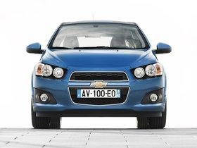 Ver foto 24 de Chevrolet Aveo 5 puertas 2011