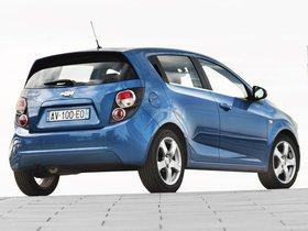 Ver foto 22 de Chevrolet Aveo 5 puertas 2011