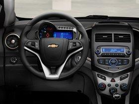 Ver foto 33 de Chevrolet Aveo Sedan 2011